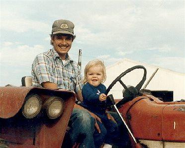 That's me, circa 1984.