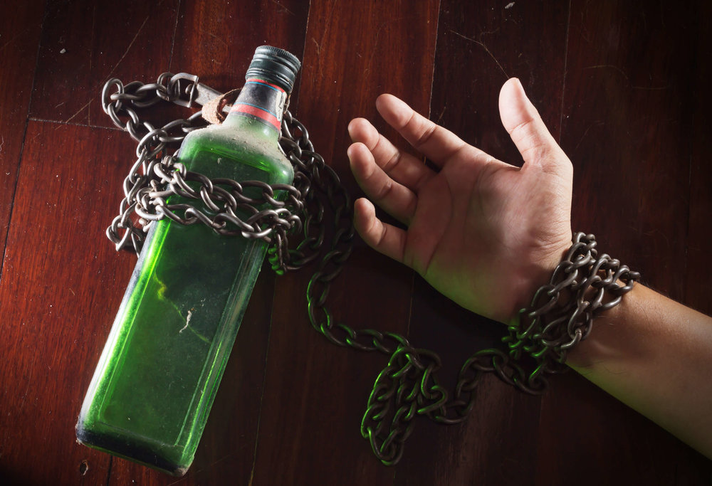 Alcoholism & addiction in the USA