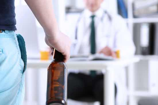 Alcohol can cause cancer & increase cancer risk.