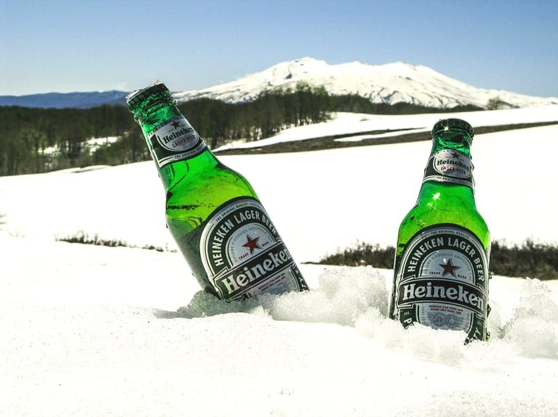 People in Cold Places Drink More Alcohol
