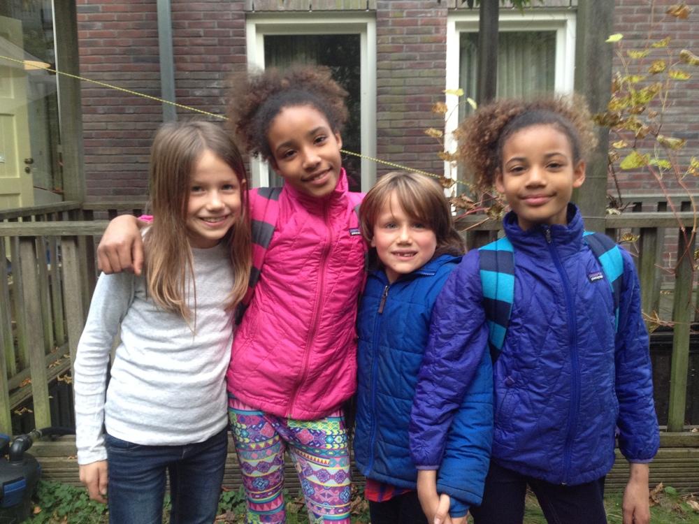 Emma, Sol, Macsen and Luna 2015