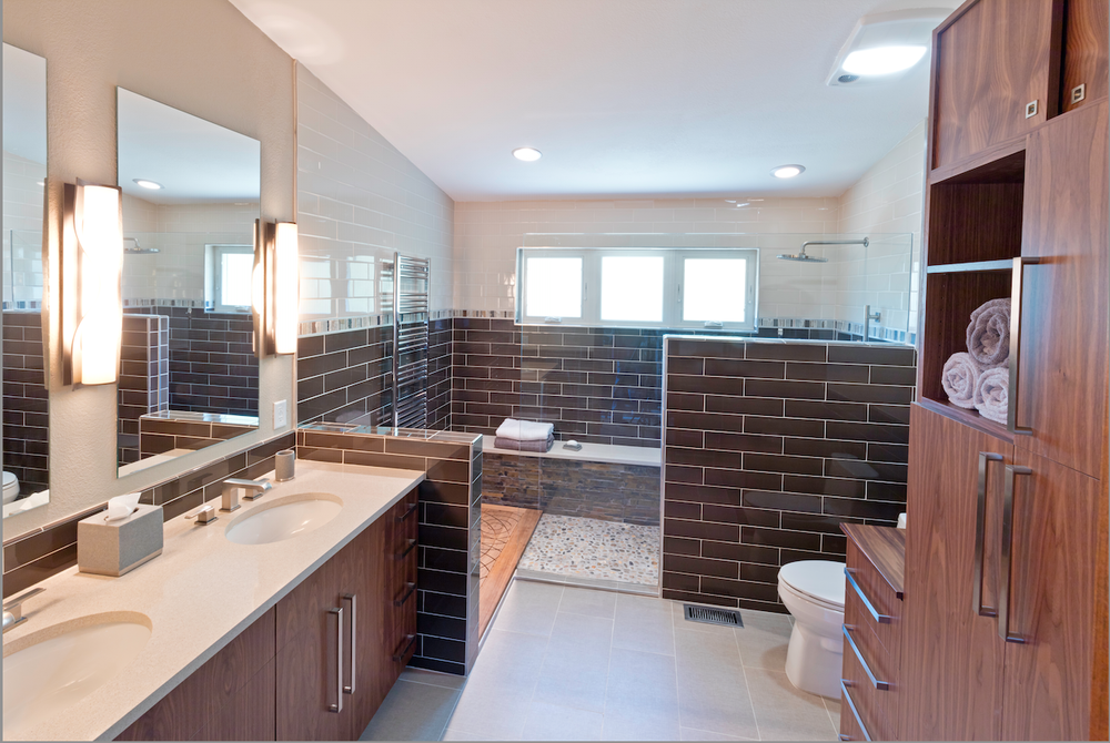 PARKER, CO MASTER BATHROOM