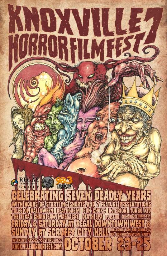 Knoxville Horror Film Fest 7