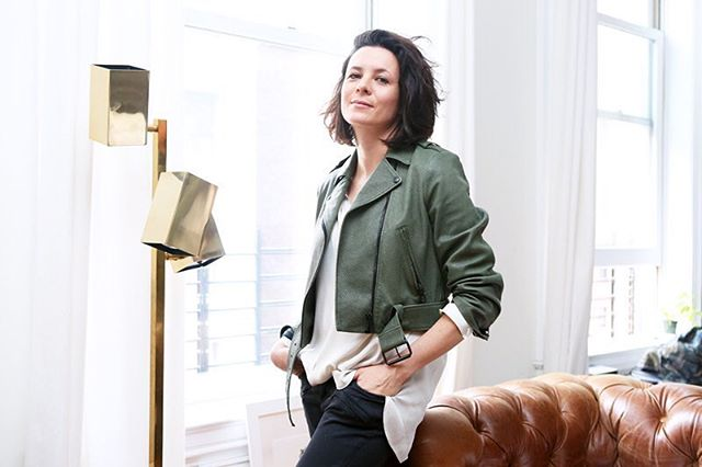 For this month's playlist, I'm celebrating illustrator, style icon, writer, and woman @garancedore! Read all about and listen to her playlist that I've been listening to now on the blog, link in the bio! #spectaclexme