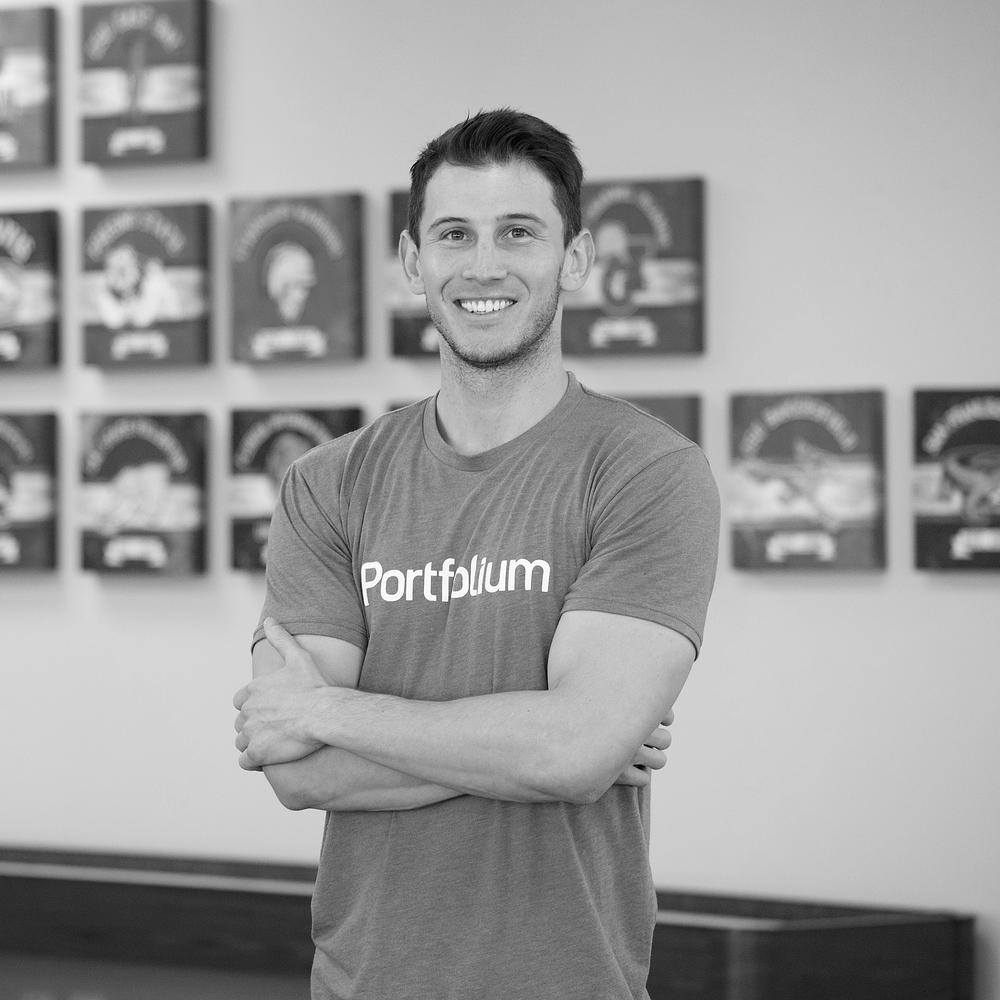 Adam Markowitz '08    Founder, CEO, Portfolium