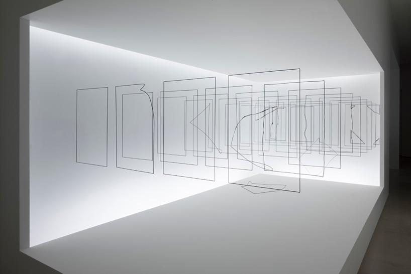 Source: designboom Nendo invisible outlines