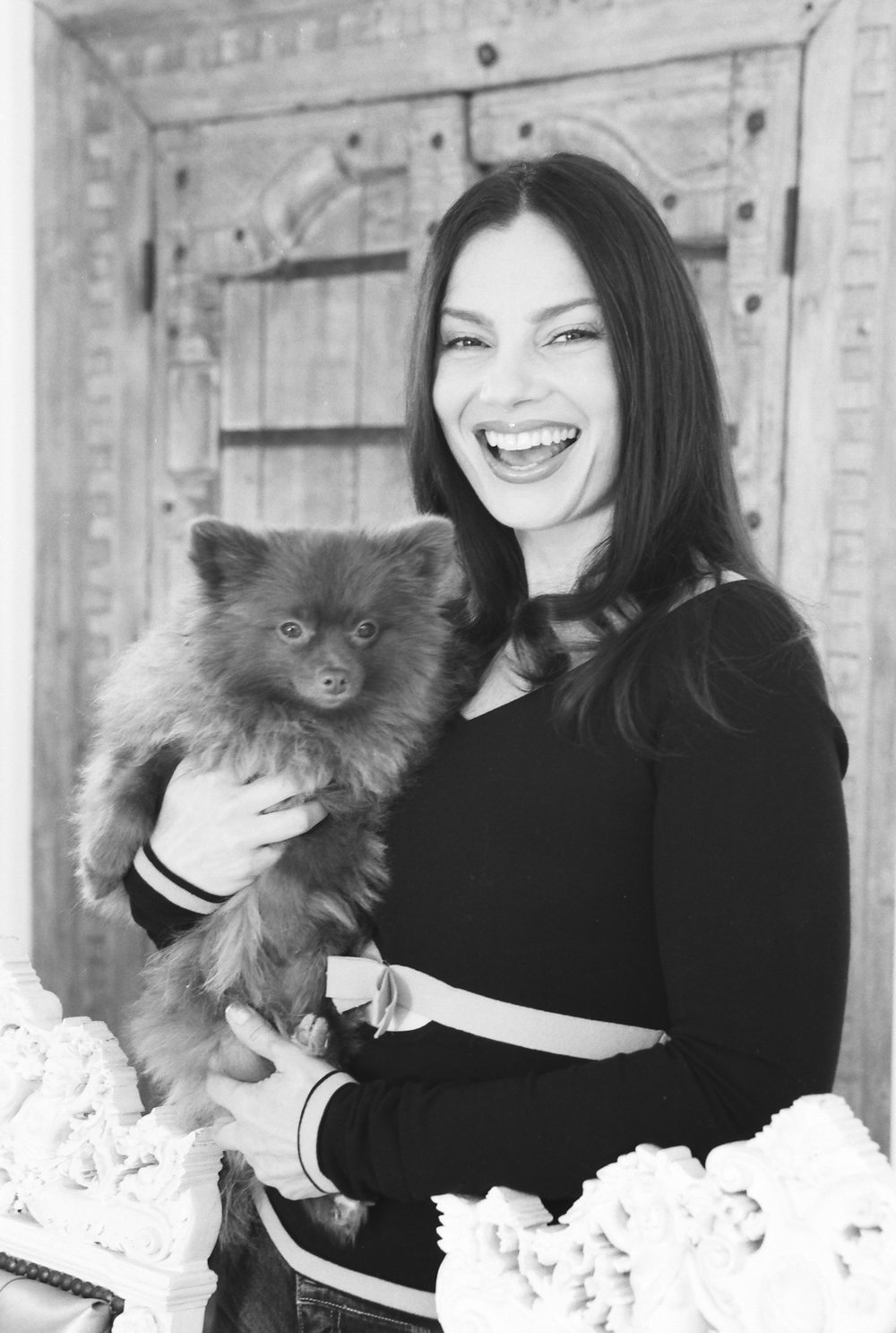 Images of Fran Drescher by Tim Courtney Photography  palm springs.