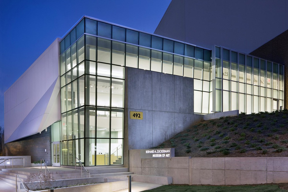 Zuckerman Museum of Art  //  Kennesaw, GA  //  Client: Stanley Beaman & Sears