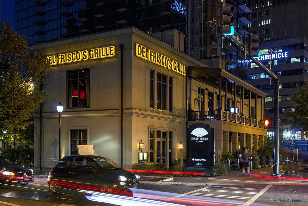 Mandarin Hotel - Atlanta, GA // Client: Image Manufacturing Group