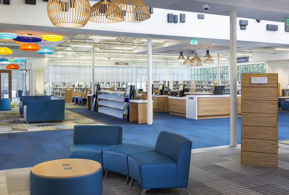 Metropolitan Library - Atlanta, GA // Client: Winter Construction