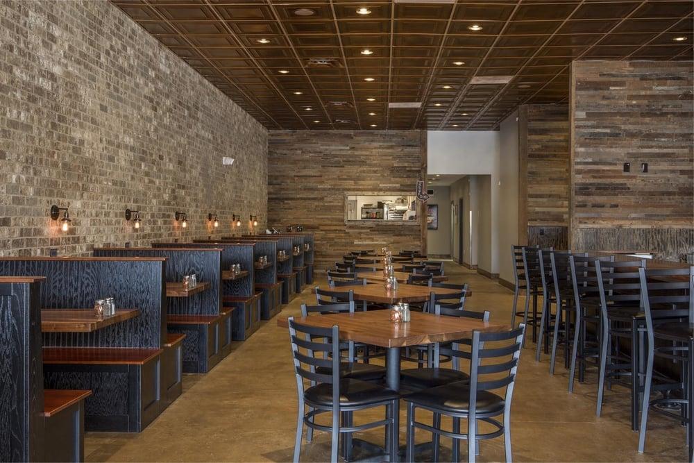 Corner Pizza - Roswell, GA // Client: J.Aaron Countertops