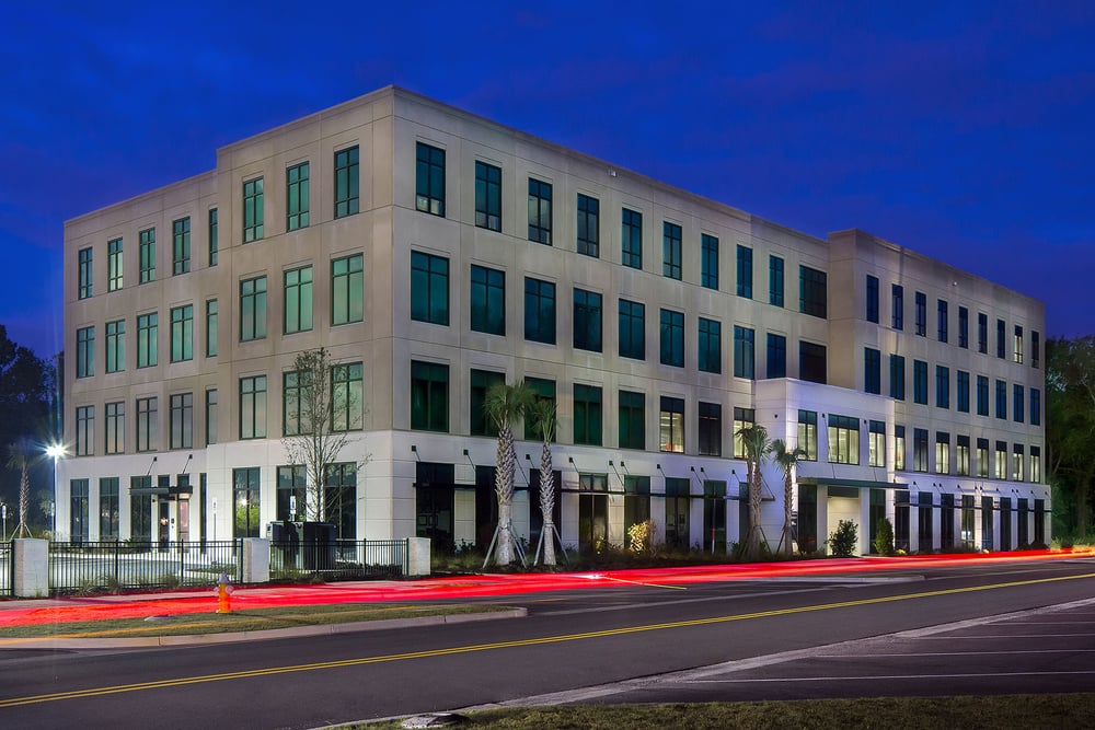 Charleston Office Building // Client: Warner Summers Architects