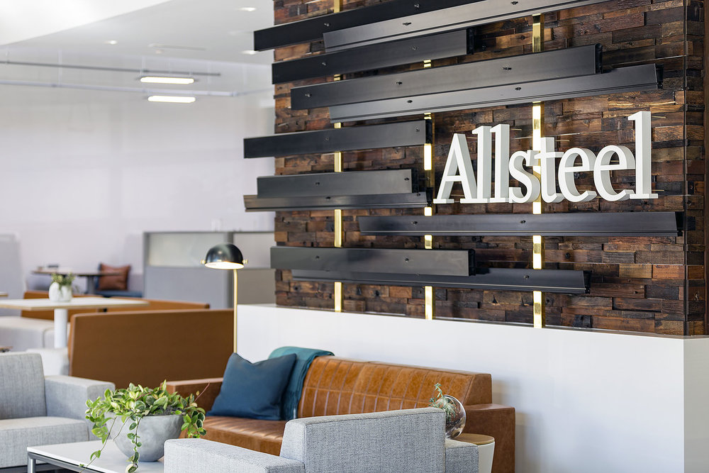 Allsteel Showroom // ATL, GA