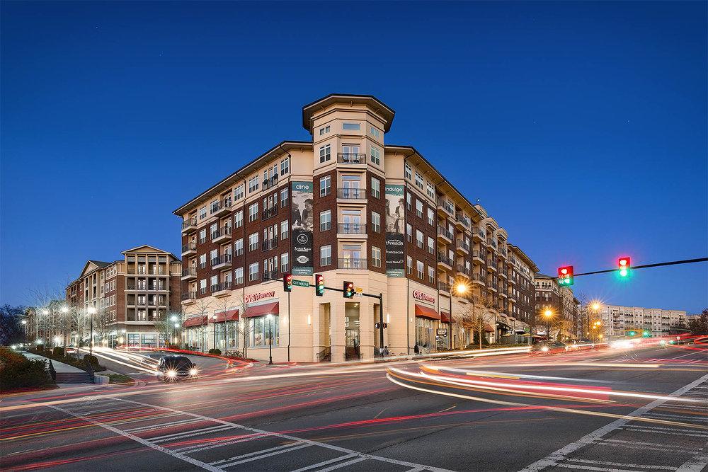 Emory Point // Atlanta, GA // Client: Berkley Development