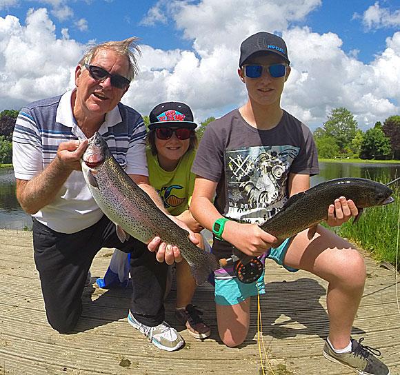 Holiday Fly Fishing