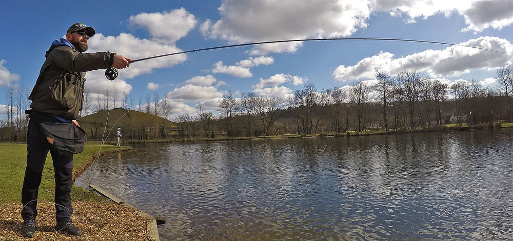 Exe Valley Fishery