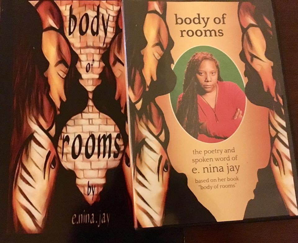 Aishah Shahidah Simmons' copies of e. nina jay's body of rooms.