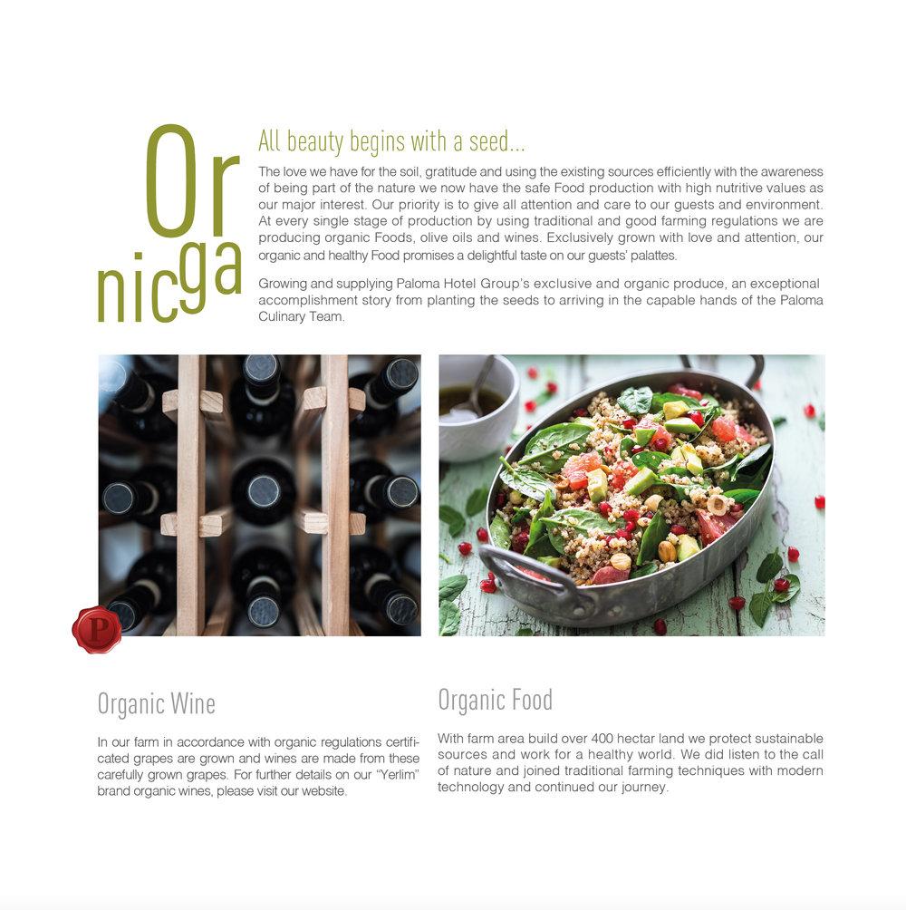 Biologische Produkte & biologische Weine