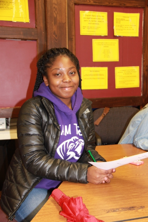 Nayola, Tolbin School in Roxbury