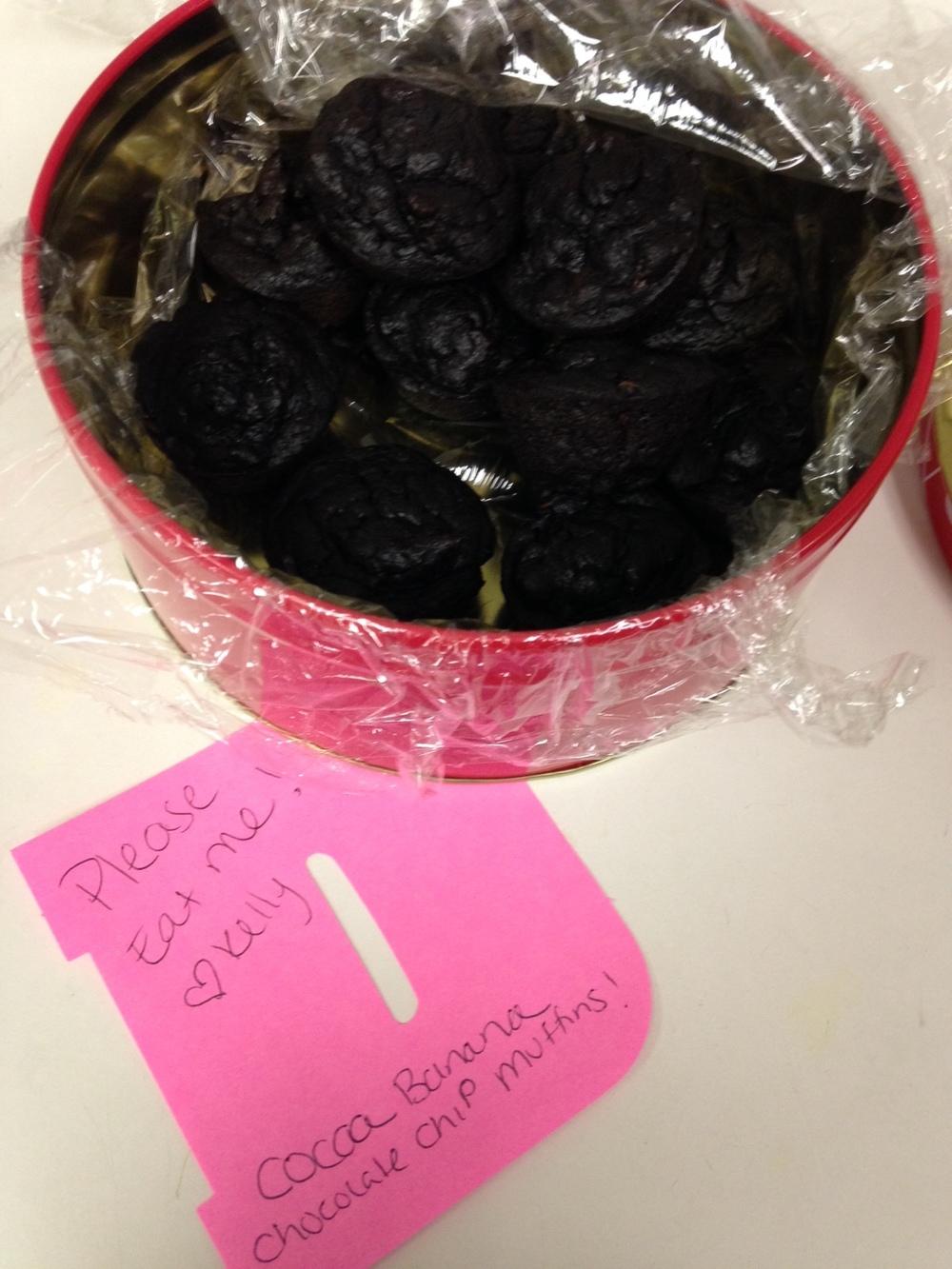 Flourless Muffins