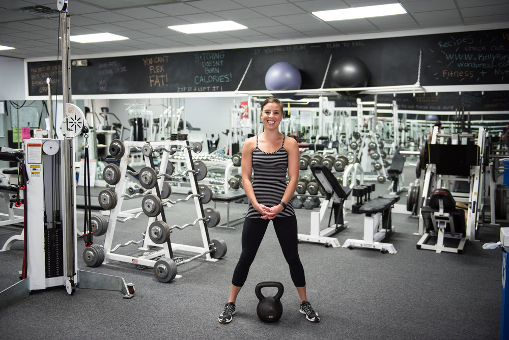 Upper-body Kettle Bell Workout