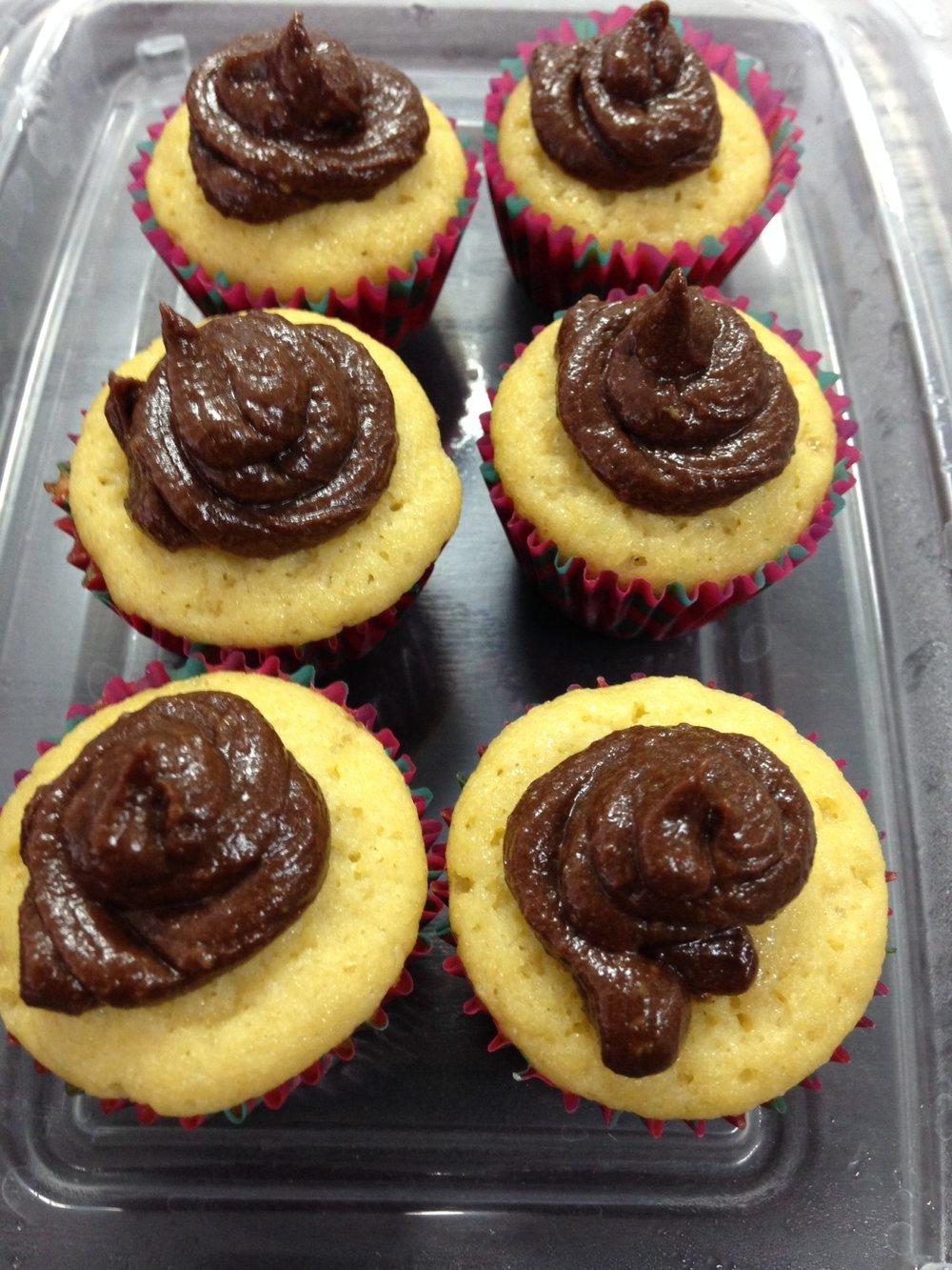 Grain Free Cupcakes