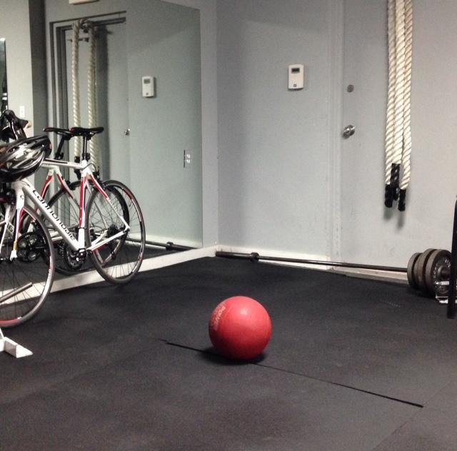 Medicine Ball Workout