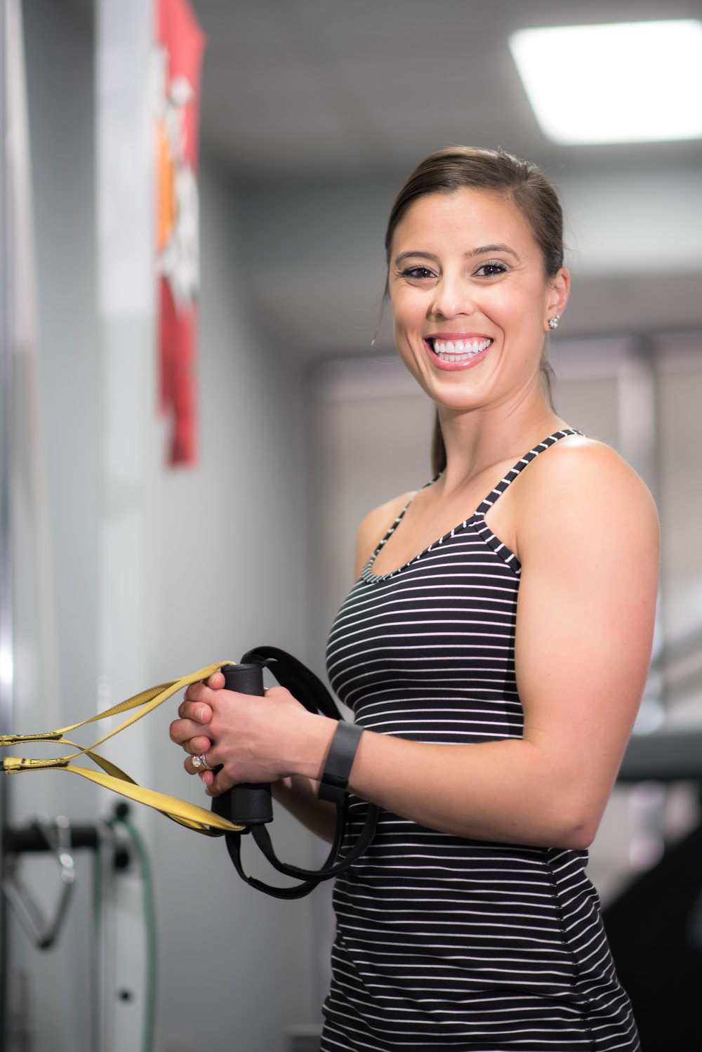 Lower Body TRX HIIT Workout