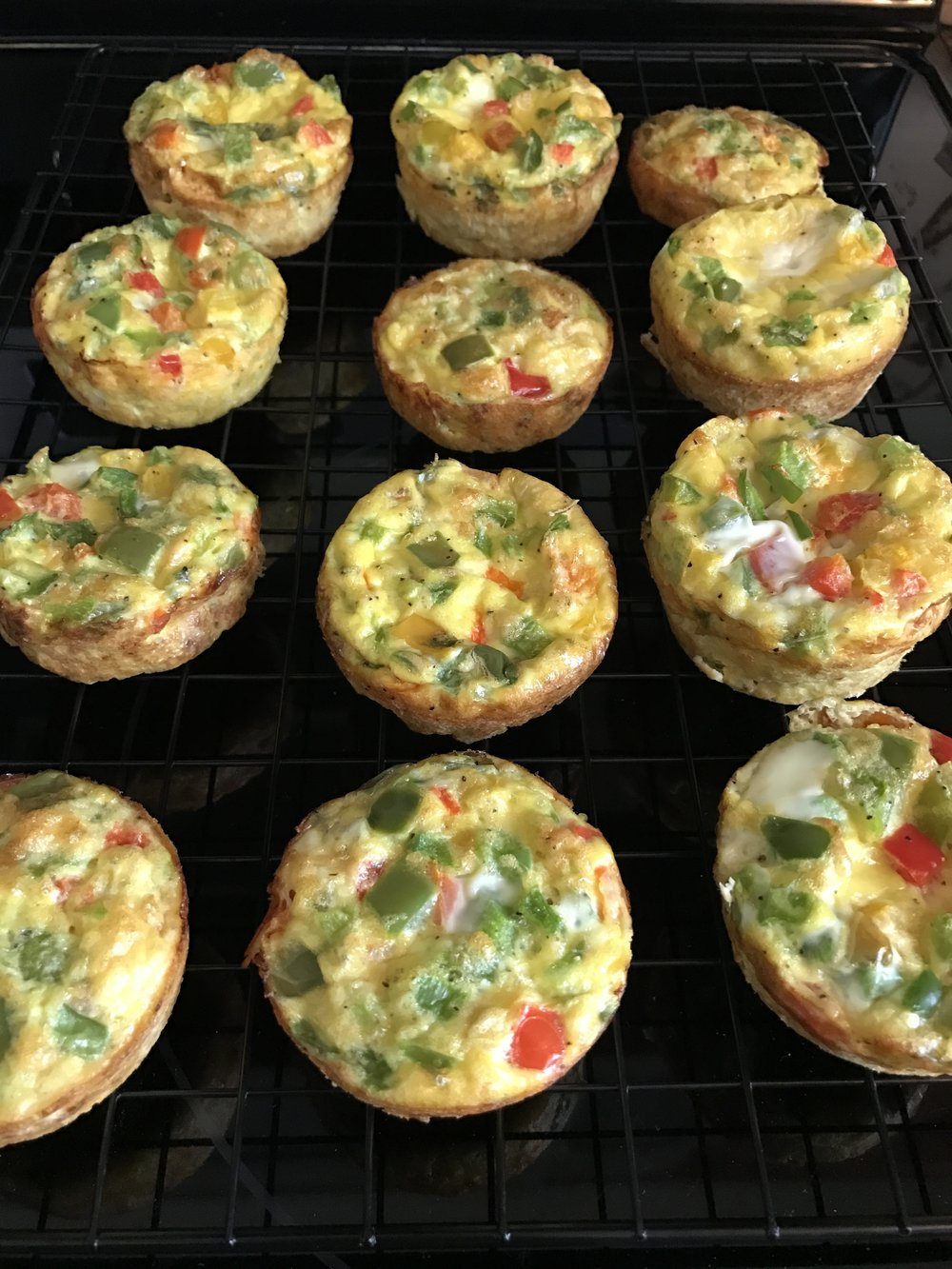 My Paleo Egg Muffins (recipe on the blog! Click the direct link above)