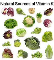 Nutrients By The Alphabet Vitamin K Health Benefits And Recipe
