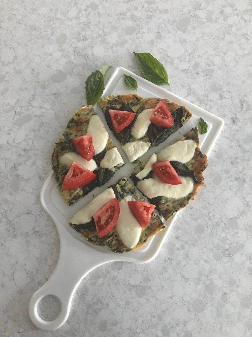 Healthy Flatbread Appetizer