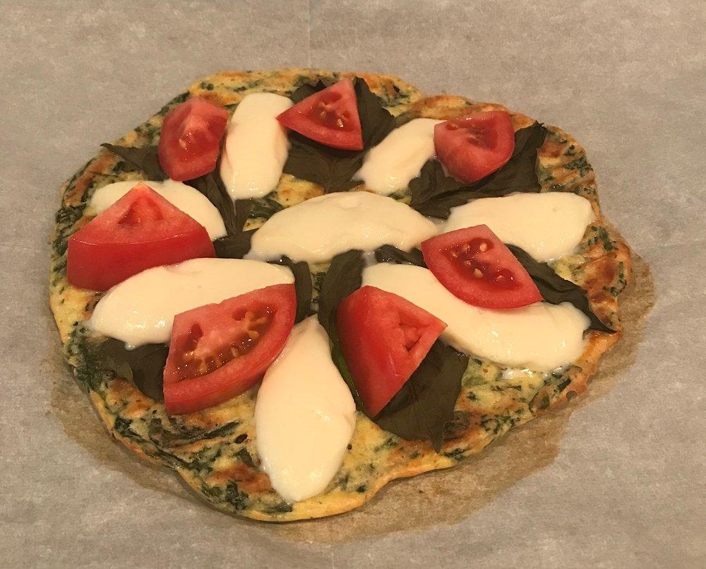 Healthy Super Bowl Flatbread Appetizer
