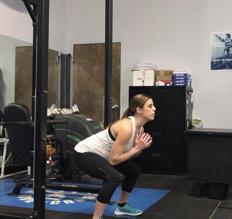 Lower Body Tabata Workout