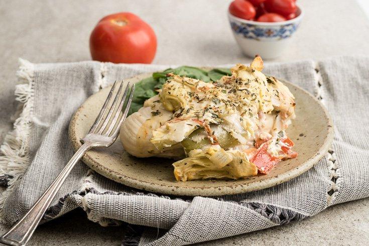 Baked Italian Chicken Recipe