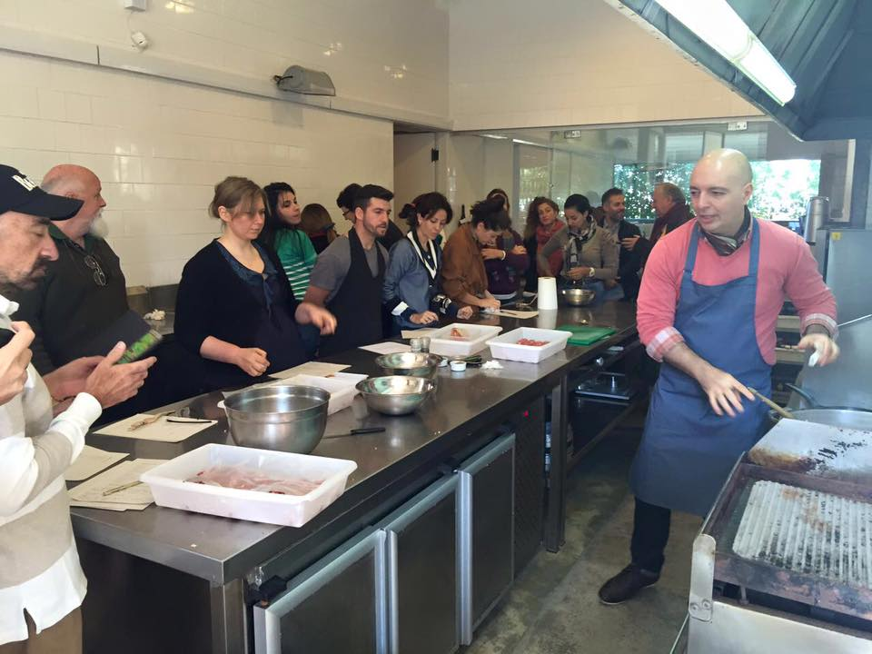 COOKING CLASS WITH HUGO SOCCA