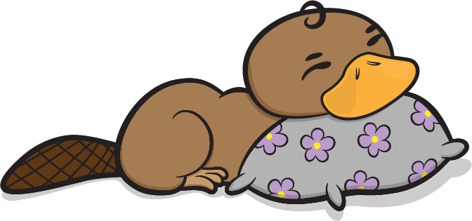 Platypus on A Pillow Studios
