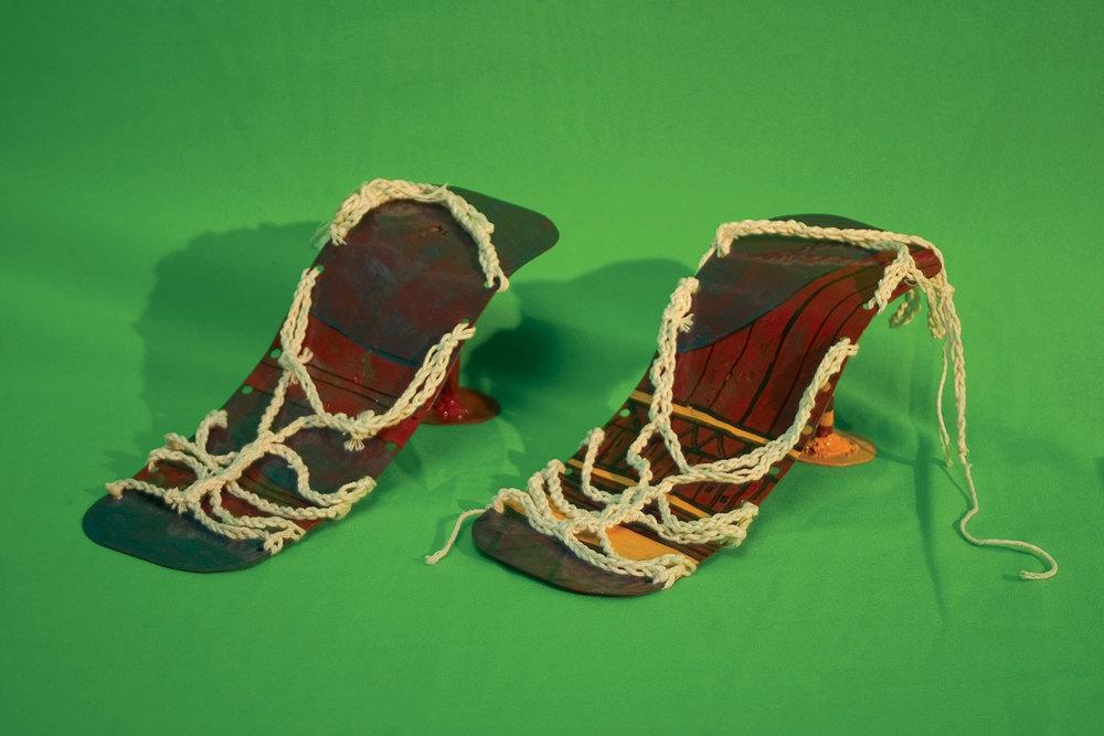 Metalshop Sandals