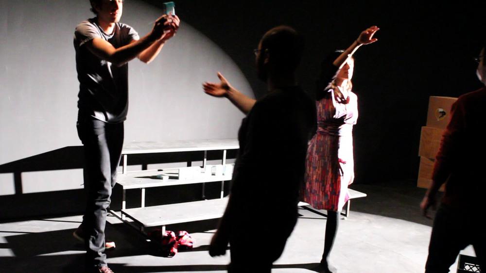 Rehearsal Sculpture