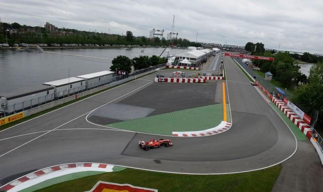 Canadian GP. Turn 13