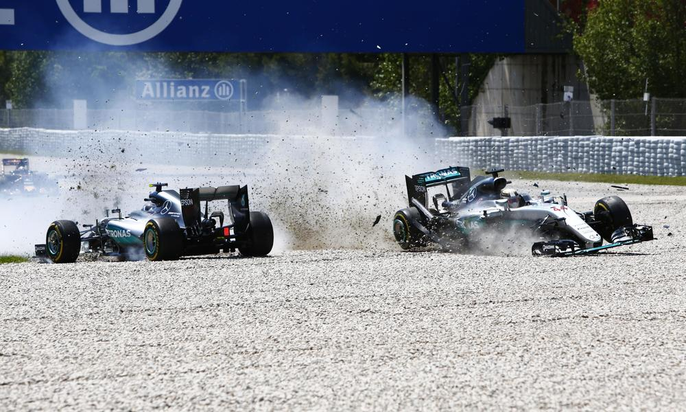 Nico and Lewis 'resolve their differences'