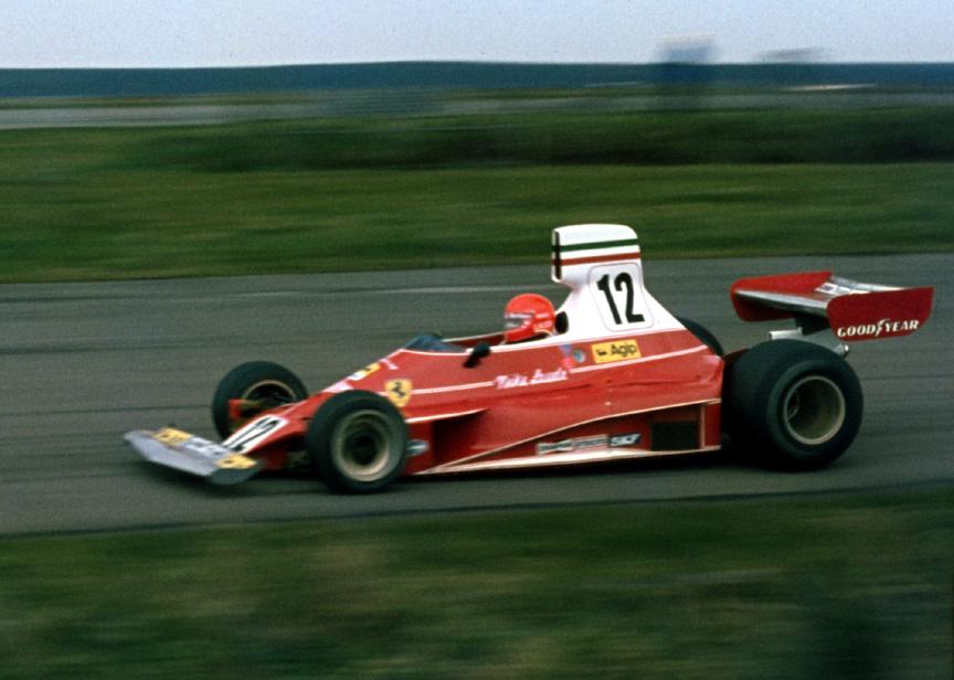 Lauda 2 years previous