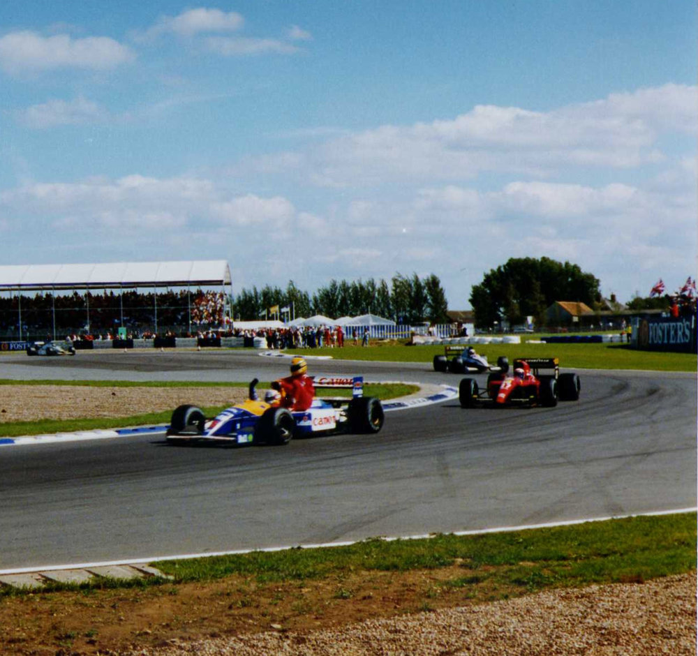 Silverstone, like all of the classic tracks, has given F1 fans priceless memories over the years.