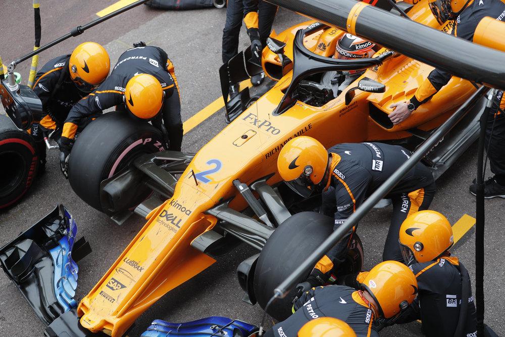 Austrian Grand Prix.  Photo: McLaren Media