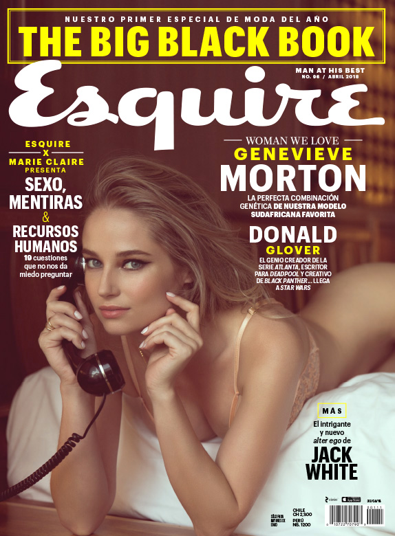Dove shore Esquire COVER .jpg