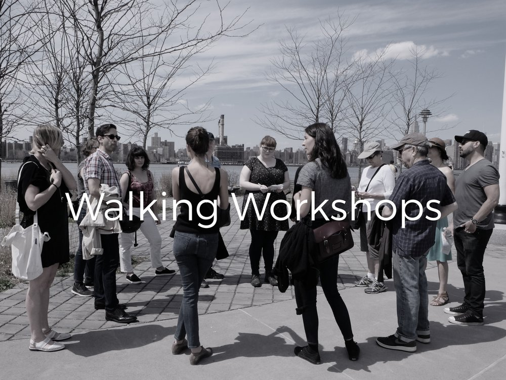 Activating Civic Belonging along the Williamsburg-Greenpoint Waterfront