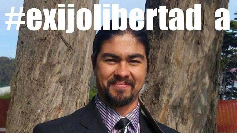 #Libertad para John Moreno