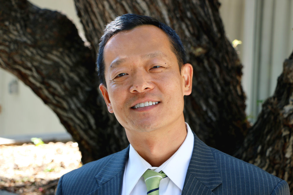 Interim Superintendent Myong Leigh