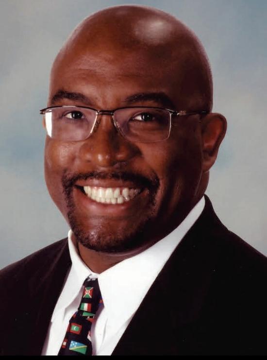 Superintendent Dr. Matthews