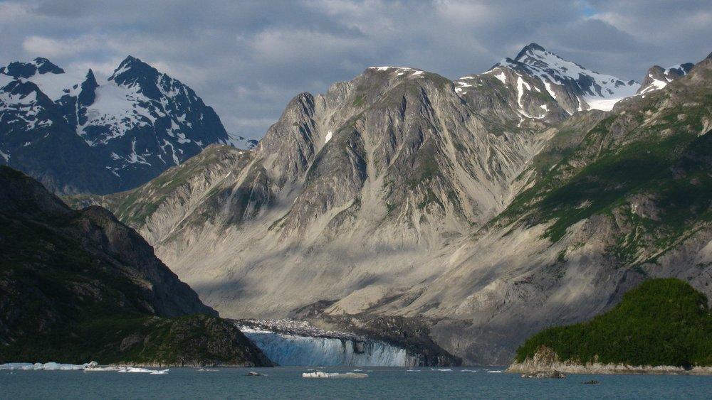 McBride Glacier, Glacier Bay National Park & Preserve, 2009