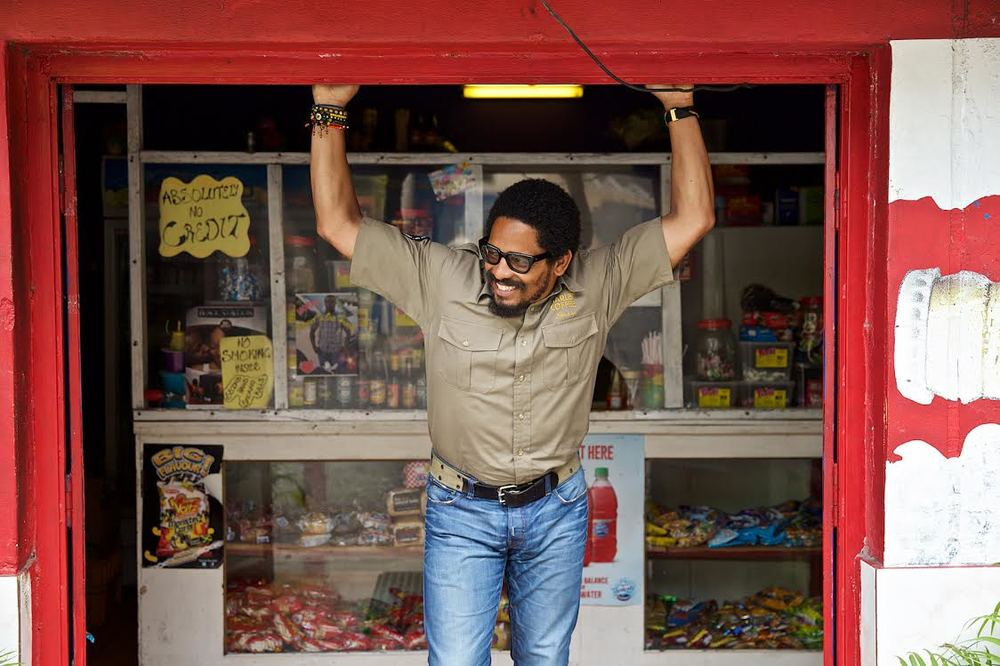 Rohan Marley, founder of Marley Coffee. Photo: Lou Bopp